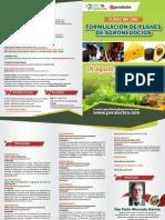 Curso Online Formulación de Planes de Agronegocios