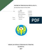 Laporan Praktikum Teknologi Pencapan 1 Naftol