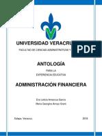 Antologc3ada Administracic3b3n Financiera Ok