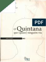 Mario Quintana Antes Dos Livros Uma Micro-historia Literária