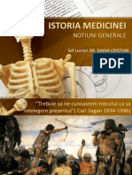 istoria medicinii