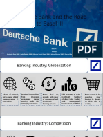 Group 3_Deutsche Bank and the Road to Basel III
