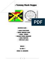 Makalah Tentang Musik Reggae.docx