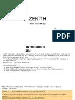 322389505 Zenith Casestudy Solution