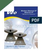 Veo Observer XT Englisg Manual