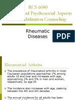 Rheumatic Diseases