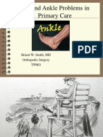 Ankle and Leg Cme