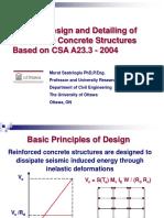 Seismic Design of RC Structures - Saatcioglu.ppt