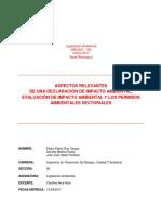 Informe N°3 Legislacion ambiental