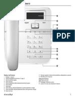 Gigaset Manuale Uso DA610