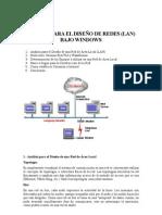 manual para el diseño de redes lan bajo windows
