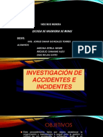 Accidente e Incidente.