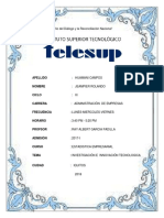 Monografia de Investigacion e Innovacion Tecnologica