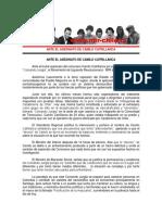DECLARACIÓN PÚBLICA - Ante el asesinato de Camilo Catrillanca - Comité Central - 15 de Noviembre de 2018