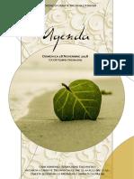 Comunità pastorale di Uggiate e Ronago- Agenda della settimana