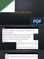 Introducción a Ethical Hacking