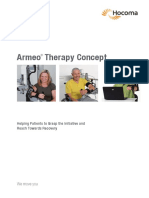 Armeo Therapy Concept