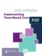 ACOG Implementing Team Based Care-1