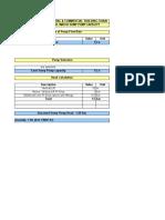 242275893 Pump Head Calculation Xls