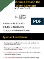 2) 7.2_equilibrium Law_constant K