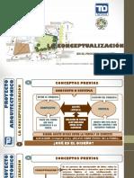 Proyecto Arquitectónico - Conceptualización