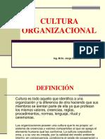 Unidad II-cultura Organizacional