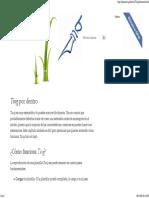 Twig Por Dentro — Manual de Twig en Español