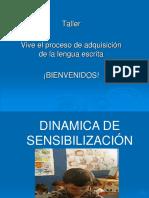 Presentación Definitiva Adquisicion de La Lectura y La Escritura