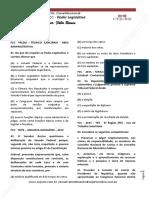 Exerccios FCC Poder Legislativo Fbio Ramos