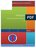 Utiliza Las Etiquetas Publica Con Audacity - Ejemplo