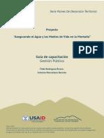 Fidel Rodriguez Rivera - Manual de Gestion Publica