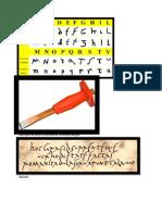 Que Tipos de Textos Se Escribe en La Romana Antigua