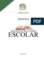 Política Do Livro Escoalar-1