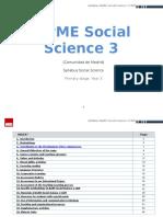 ByME Social Science 3 CAM Ingles