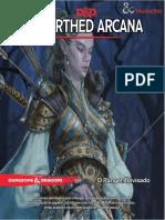 D&D 5E - Unearthed Arcana - O Ranger, Revisado - Biblioteca Élfica.pdf