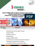Sistema SSPA_12 MPI