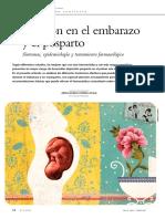 DEPRESIÓN EN EL EMBARAZO Y POSPARTO