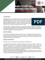 Diplomado startups