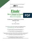 FINALE 2010 Manual Completo