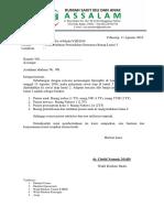 076. Surat Pemberitahuan Relokasi Smntr Rg Lt3