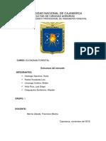 Universidad Nacional de Cajamarca- Economia Forestal