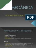 PRINCIPIOS BIOMECÁNICA