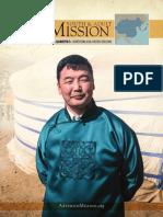 SDA Mission Story