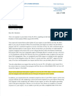 8/8/13 HHS FOIA response letter classifying me as a member of the news media
