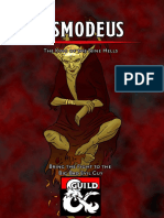 Asmodeus the King of the Nine Hells