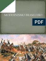 Modernismo Brasileiro (1)