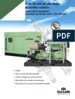Compresor Sullair VCC 200S
