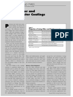 Polyester and Vinyl Ester Coatings