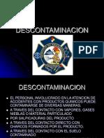 5 MP Descontaminación
