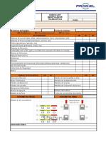 A-GN-01.00 Check List Manipulador Telescópico